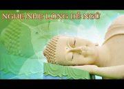 Nghe Lời Phật Dạy Mỗi Tối Ngủ Sâu giấc May Mắn Thuận Lợi Vô Cùng