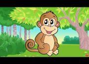Các con vật cho bé | em học tiếng kêu động vật Con khỉ Con lợn rừng | Dạy trẻ thông minh sớm