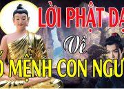 Nghe Lời Phật Dạy Về Số Mệnh Con Người,   Cách Cải tạo Tướng mệnh | CỰC LINH video and sound