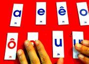 Bé học chữ cái tiếng Việt và ghép vần | Dạy bé học