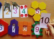 Dạy bé học đếm số từ 1 đến 10