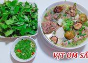 Hướng dẫn làm món vịt om sấu thơn ngon đơn giản | Tuấn Nguyễn Food