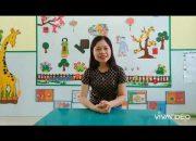 """Dạy trẻ đọc bài thơ """" Bắp cải xanh""""- Lớp 3-4 tuổi- Đào Thị Huệ"""