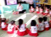 Tiết dạy mầm non – Phát triển ngôn ngữ – Nhận biết tập nói quả cam – Lớp 3 tuổi