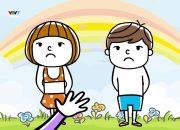 BÀI HÁT 5 NGÓN TAY XINH | Dạy bé tự bảo vệ mình khỏi xâm hại tình dục | VTV7