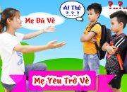Đứa Con Hiếu Thảo – Mẹ Đã Trở Về ♥ Min Min TV Minh Khoa