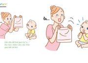 Cẩm nang nuôi dạy trẻ từ 0-1 tuổi