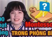 Phương Pháp Montessori – Con Không Cần Ipad Để Lớn Khôn – Tập 4: Trong Nhà Bếp