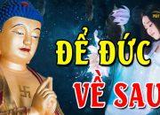 Đêm Nghe Là Ngủ Cực Ngon – Lời Phật Dạy Con Người Ăn Ở Làm Sao Để Tu Nhân Tích Đức Cho Đời Bớt Khổ
