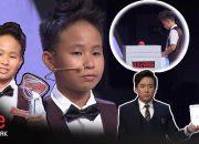 """CHƯA TỪNG CÓ tại Siêu Trí Tuệ VN: """"Thần Đồng Tính Nhẩm"""" 12 tuổi gây NỨC LÒNG cực mạnh cho Trấn Thành"""