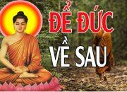 Mỗi Đêm Nghe Là Ngủ Ngon   Lời Phật Dạy Con Người Ăn Ở Làm Sao Để Tu Nhân Tích Đức Cho Đời Bớt Khổ