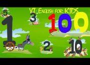 CÁCH PHÁT ÂM SỐ ĐẾM TIẾNG ANH TỪ 1 ĐẾN 100 | Count to 100