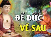 Đêm Nghe Là Ngủ Ngon Phật Dạy Con Người Ăn Ở Làm Sao Để Tu Nhân Tích Đức Để Đời Bớt Khổ #PAPG
