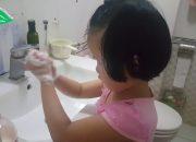 [Giáo dục sớm] Bống hướng dẫn rửa tay ( tiếng anh )