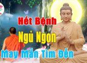 Nghe Lời Phật Dạy Mỗi Đêm Ngủ Rất Ngon May Mắn Liên Tiếp Thuận Lợi Vô Cùng – Phật Pháp Vô Biên