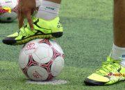 Khi trái bóng lăn – Tập 31 – Kỹ thuật sút bóng tại chỗ bằng mu bàn chân