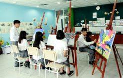 Địa chỉ dạy vẽ tốt nhất tại Hà Nội