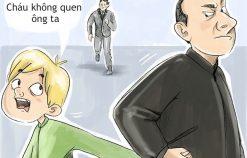 6 Lưu ý cần thiết giúp con tránh khỏi bắt cóc