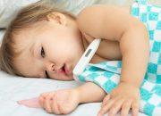 Sai lầm khi hạ sốt cho con khiến bệnh nặng càng thêm nặng