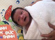 Thanh Thuý hướng dẫn cách massage cho trẻ sơ sinh