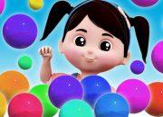 màu sắc bài hát cho trẻ em | Dạy bé học Màu sắc tiếng Việt | Colors Song in Vietnamese