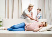 Mẹ giật mình có ảnh hưởng đến thai nhi