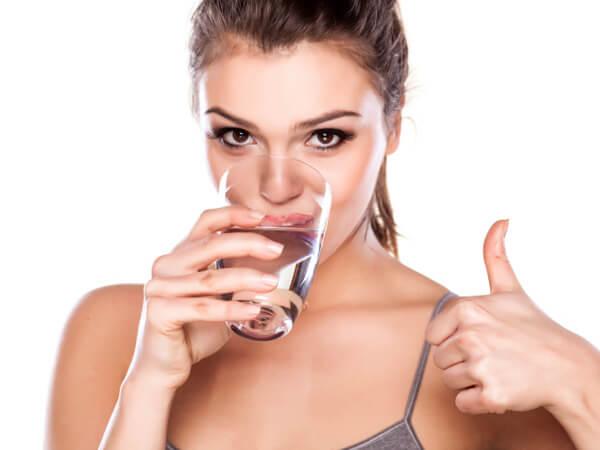 Uống gì để giảm cân sau sinh