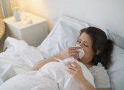 Bị sốt khi mang thai 3 tháng giữa