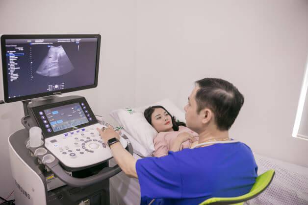 siêu âm có thai nhưng chưa thấy phôi;