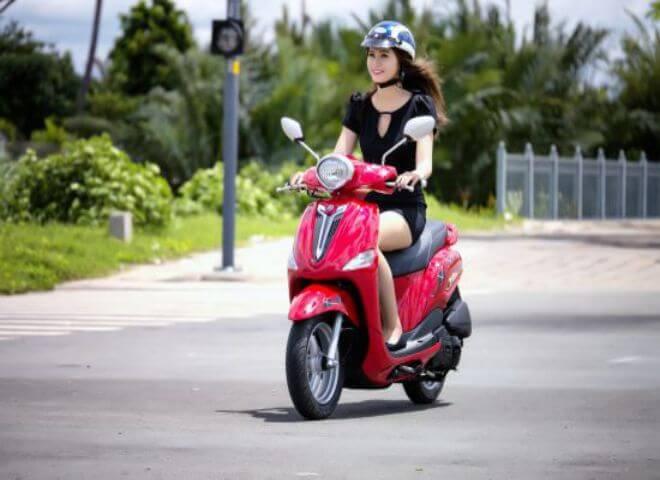 mang thai 3 tháng đầu đi xe máy nhiều