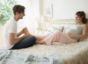 Quan hệ trong 3 tháng giữa thai kỳ