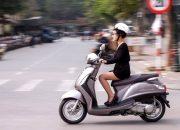 Mang thai 3 tháng đầu có nên đi xe máy